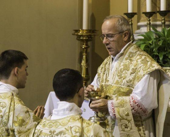 Summorum Pontificum 2016