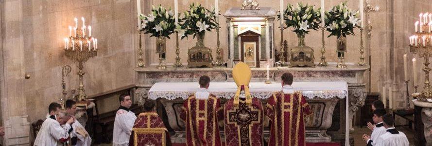 Święcenia kapłańskie i diakonatu