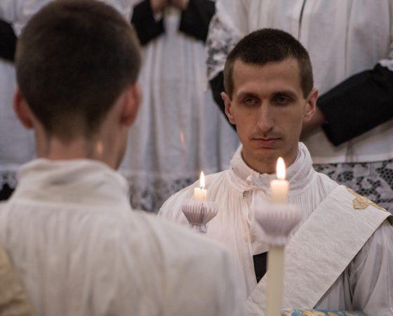Święcenia ks. Michała Świętka
