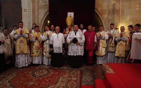 Nowi kapłani i diakoni w IBP